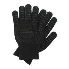 Grillhandschuhe 2er Set, hitzebeständige Handschuhe Grill, Hitzeschutzhandschuhe