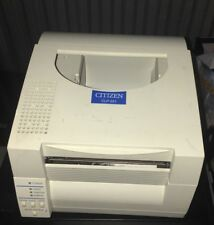 Citizen CLP-521 Thermal Label Printer JM10-M01 Networked *No Paper Roller*