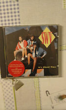 SWV SISTERS WITH VOICES - IT'S ABOUT TIME - CD
