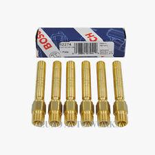 Mercedes-Benz Fuel Injector Bosch OEM 02047/84023 x6pcs