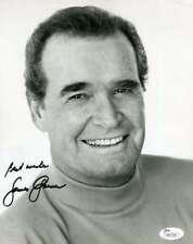 JAMES GARNER JSA Coa Autographed 8x10 Photo Hand Signed Authentic