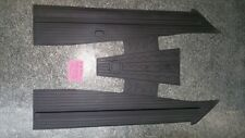 Tappeto tappetino in gomma nero vespa PK 50 125 codice cif 7421