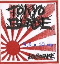 TOKYO BLADE -powergame patch - FREE SHIPPING