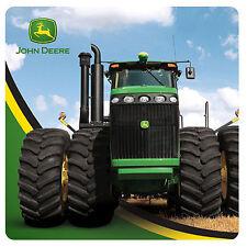 John Deere Tractor Notepad Favor Birthday Party Supplies Farm Equipment