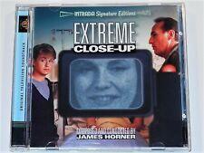 James Horner EXTREME CLOSE-UP Soundtrack CD VG+