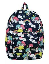 NEW Loungefly x Little Twin Stars Nylon Backpack - New