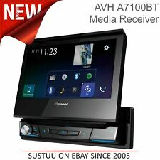 """Pioneer Car Stereo│7"""" CD/DVD Multimedia Player│Bluetooth│iPod-iPhone-Android│USB"""
