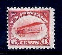 US #C1 ~1st Airmail ~ 1918  'Jenny' Mail Transport Bi-Plane ~ MNH OG