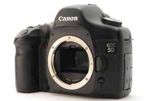 【Near Mint】Canon EOS 5D 12.8 MP Digital SLR Camera Body From Japan #955
