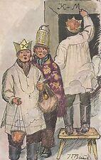 Heilige Drei Könige, Künstler-AK, 1939