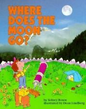 Where Does the Moon Go? (Question of Science Book), Rosen, Sidney, 087614685X, B
