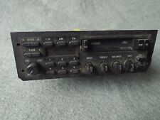 AM/FM Cassette Radio 1987 1988 1989 90 Ford Mustang Coupe Convertible Hatchback