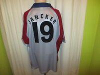 "FC Bayern München Adidas CL. Final Trikot 1999 ""OPEL"" +  Nr.19 Jancker Gr.XXL"