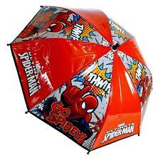Marvel Spiderman Regenschirm Kinder Schirm Sonnenschirm NEU