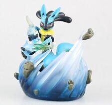 Anime Pocket Monster Pokemon Go Lucario Toy Figure Doll New in Box