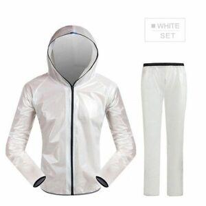 Cycling Jacket Sets MTB Bike Men Women Waterproof Windproof Raincoat Reflective