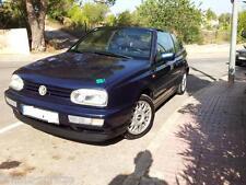 Golf Cabrio 2,0 /116 Ps, Scheckheftgepf. Alu, Color, Youngtimer, steht in Ibiza