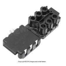 Mercedes W124 Electrical Pin Bushing Housing 2-Pin Genuine 0115455028