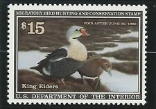 RW-58  KING ELDERS SCOTT 2015 CAT VALUE $27.50