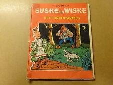 STRIP / SUSKE EN WISKE 45: HET HONDENPARADIJS | 1ste druk