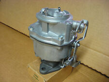 "CHEVY ROCHESTER 1bbl B BV BC SERIES CARBURETOR ""REMAN SERVICE"" for all 6cyl's"