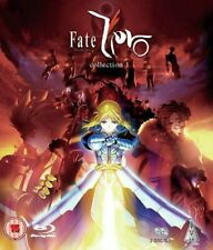 Fate/Zero Part 1 Collection [Blu-ray] UK ANIME Region B - Saber stay night F/Z