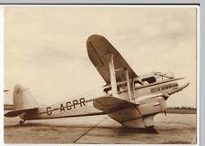 Rail Air Services 'City Of Birmingham' Airplane PPC Posted, By Rail Photo Print