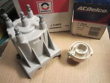 1985 86 Pontiac Fiero Delco D351 distributor cap and D450 rotor