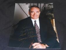 GW Bush Cabinet Tommy Thompson Signed 8x10 Vintage Autograph Photo JB6