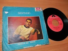 Silvinho PERDOA-ME JEOVA / QUERIDA vinyl 7/45 single from ANGOLA
