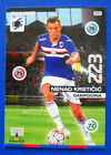 CARD CALCIATORI PANINI ADRENALYN 2015/16 - N. 205 - KRSTICIC - SAMPDORIA