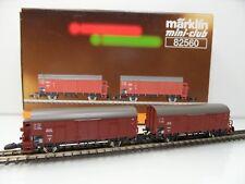Märklin Miniclub 82560 - Spur Z - 2tlg. Güterwagen-Set m. BH - TOP/OVP - #1427