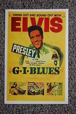 Elvis Lobby Card Movie Poster G.I. Blues