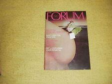 rare oop FORUM Vol 4 No 6 1976 The Australian Journal Of Interpersonal Relations