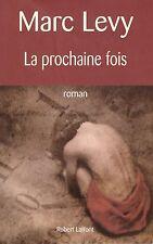 MARC LEVY LA PROCHAINE FOIS + PARIS POSTER GUIDE
