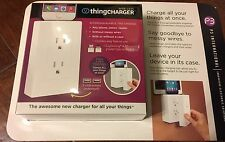 THINGCHARGER the awesome new wireless charger for all yours things IN BOX SEALED