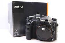 Sony Alpha A77 SLT-A77 II MARK 2 24.3MP Caméra Réflex Numérique (Boîtier seulement) - BB -