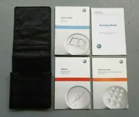 Volkswagen VW Scirocco Mk3 III Owners Manual Books with Cover HOL