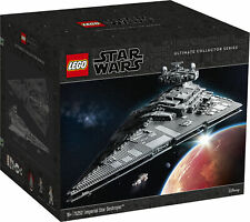 LEGO 75252 Star Wars Imperial Star Destroyer UCS BRAND NEW SEALED - Box Creased