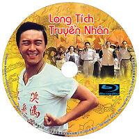 Long Tích Truyền Nhân - Phim Hong Kong Blu-ray -CHAU TINH TRI- USLT