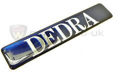 Brand New ORIGINALE LANCIA DEDRA FRONT WING MOULDING BADGE EMBLEMA 82486120