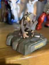 Blizzcon 2011 Blizzard Collectible Figure - Deathy WOW Figure Prints (damaged)