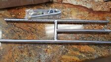 "18"" Stainless Steel H-burner (18"" x 6"", w/connectors) Buy from the Distributor!"