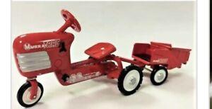 MIB HALLMARK Murray Tractor & Trailer Mini Kiddo Car Collection 1999 - NEW
