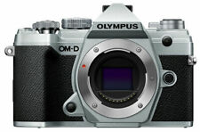 Olympus OM-D E-M5 Mark III 20.4MP Body Only Mirrorless Camera - Silver