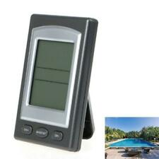 Wireless Remote Waterproof Floating Thermometer For Swimming Pool Hot Tub f