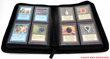 Docsmagic.de Pro-Player 4-Pocket Zip-Album - 160 Card Binder - MTG - PKM - YGO -
