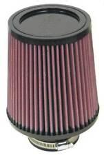 """K&N AIR FILTER HIGH FLOW PERFORMANCE RU-4730 3"""" DIAMETER 70mm - 76mm"""