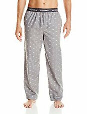 NEW MENS BEN SHERMAN BUGLE HORN PRINT WOVEN COTTON SLEEP LOUNGE PANTS S SMALL