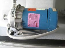 GOULDS PUMP, ITT. NPE 1ST1C5F4 1/2HP CENTRIFUGAL PUMP - 3 phase power !